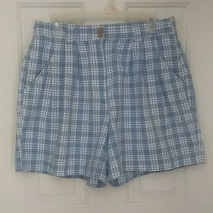 Allison Daley Sport Pleated Shorts